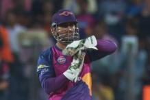 MS Dhoni Registers Another 100, This Time With Gloves in Hand