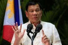 Duterte Says Will Reinforce, Not Militarise, Philippines-Controlled Islets