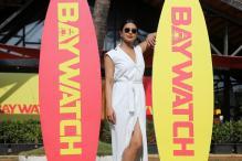 Priyanka Chopra at 'Baywatch' promotional event in Mumbai