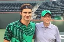 Roger Federer Demands 'More Respect' from Bill Gates