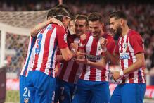 Atletico Madrid Close on Real Madrid Ahead of Derby