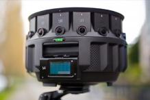 Google Launches Next-Gen Jump VR Camera With 17 Different 4K Cams