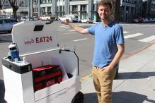 Robotic Food Delivery Begins in San Francisco