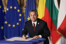 Hungary Launches 'Stop Brussels' Questionnaire Campaign