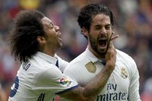 Isco Spares Real Madrid Blushes Against Sporting Gijon