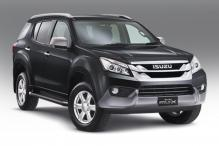 Isuzu MU-X: All You Need to Know About The Upcoming Toyota Fortuner Rival