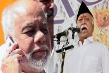 Backing Bhagwat for President, Congress Leader Sharief Writes to PM