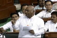 Book Tarun Vijay for Sedition Over 'Racist' Remark: Kharge in Lok Sabha
