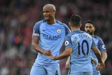Manchester City Climb to Third With Southampton Victory