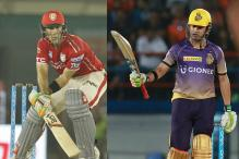 IPL 2017: Kolkata Hold the Edge Against Punjab