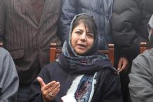 Students Should Focus on Studies, Let Elders Deal With Bigger Issues: Mehbooba