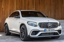 Mercedes-AMG GLC 63 S 4Matic+, GLC 63 S 4Matic+ Coupe Revealed