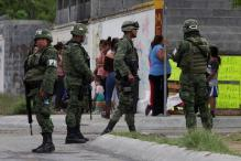 At Least 35 Killed in Drug Violence Across Mexico, Say Local Officials