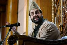 Mirwaiz Umar Farooq Urges Centre to Follow Vajpayee Formula