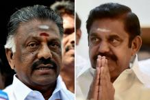 Merger Talks Non-starter; How Can I Trust OPS Camp, Asks Palaniswami
