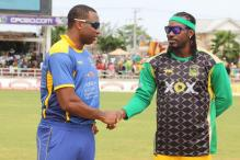 Gayle, Pollard, KP To Headline South Africa's #T20 GDL