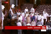 Govt Faces Embarassment as Minister Absent in Rajya Sabha