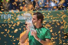 Miami Open Champ Roger Federer Jumps to 4th Spot in ATP Rankings