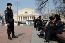 Russian Police Arrest 3 Suspected of Links to St Petersburg Subway Bombing