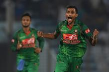 Bangladesh Recall Shafiul Islam, Liton Das for South Africa T20Is