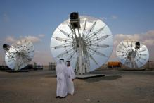 Dubai Sees First Solar Powered Gas Station of UAE