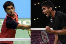 Singapore Open Super Series: It's Srikanth vs Praneeth in Final
