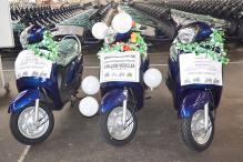 Suzuki Two-Wheelers Crosses Three Million 'Make in India' Products Milestone