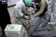 Suspected Chemical Attack on Syria's Idlib Province Kills Dozens
