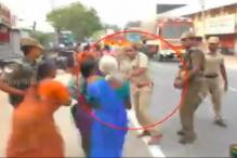 Video of Tamil Nadu Police Officer Slapping Woman Protestor Goes Viral