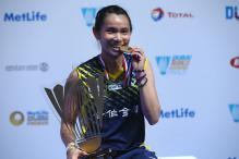 Singapore Open Super Series: Tai Tzu Ying Beats Carolina Marin to Lift Title