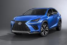 Sharper Lexus NX Crossover Unveiled at Shanghai Auto Show