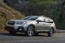 Subaru Crosstrek, 2018 Outback to Debut in New York Auto Show