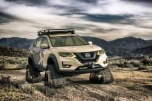 Nissan Rogue Trail Warrior Concept SUV to be Unveiled at New York Auto Show