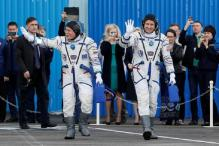 Two New Crew Members Board International Space Station