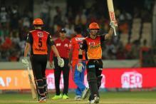 IPL 2017: Warner, Rashid Script 9-Wicket Win over Gujarat
