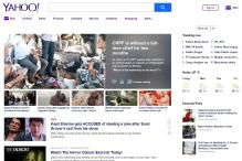 Yahoo India Homepage Gets Revamped With New Features