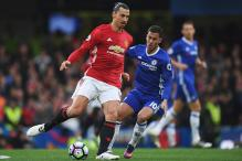 Zlatan Ibrahimovic, Eden Hazard Up for PFA Player of the Year Award