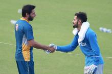 Shahid Afridi Gets Retirement Gift From Virat Kohli And Co