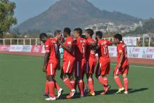 I-League: Aizawl FC Beat Mohun Bagan 1-0, On Verge of Clinching Title