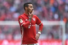 Thiago Alcantara Extends Bayern Munich Stay Until 2021