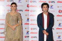 Alia Bhatt, Ranbir Kapoor Honoured At Maharashtrian Of The Year Awards Ceremony