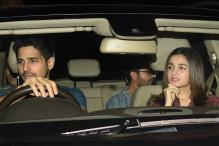 Alia-Sidharth Steal The Limelight From Priyanka at Her Own Homecoming Bash