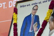 Congress Worker Injured in Clash Over Garlanding of Ambedkar Statue