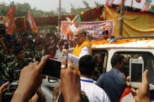 Ebar Bangla, Roars BJP President Amit Shah on Mamata's Turf