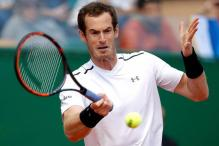 Andy Murray Advances At Monte Carlo Masters