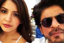 Anushka Sharma Caught Stalking Shah Rukh Khan On Instagram