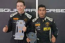Armaan Ebrahim Overcomes Finishes Third in Super Trofeo Asia Series