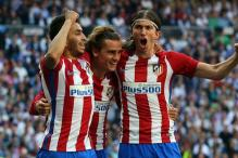 Griezmann Helps Atletico Hold Real In Madrid Derby