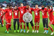 Bayern Munich Clinch Fifth Straight Bundesliga Crown
