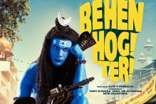 Rajkummar Rao Is Unrecognisable in Behen Hogi Teri Teaser Poster